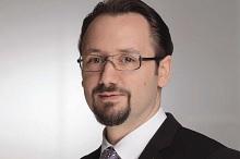 DI Ulfried Paier, Geschäftsführer der Raiffeisen Informatik Center Steiermark GmbH