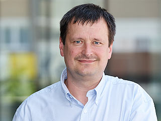 Andreas Hofer ist EDV-Administrator und Facility Manager