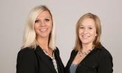Mag. Heike Schoenbacher (Teamleiterin) und Bianca Gottlieb (Office)