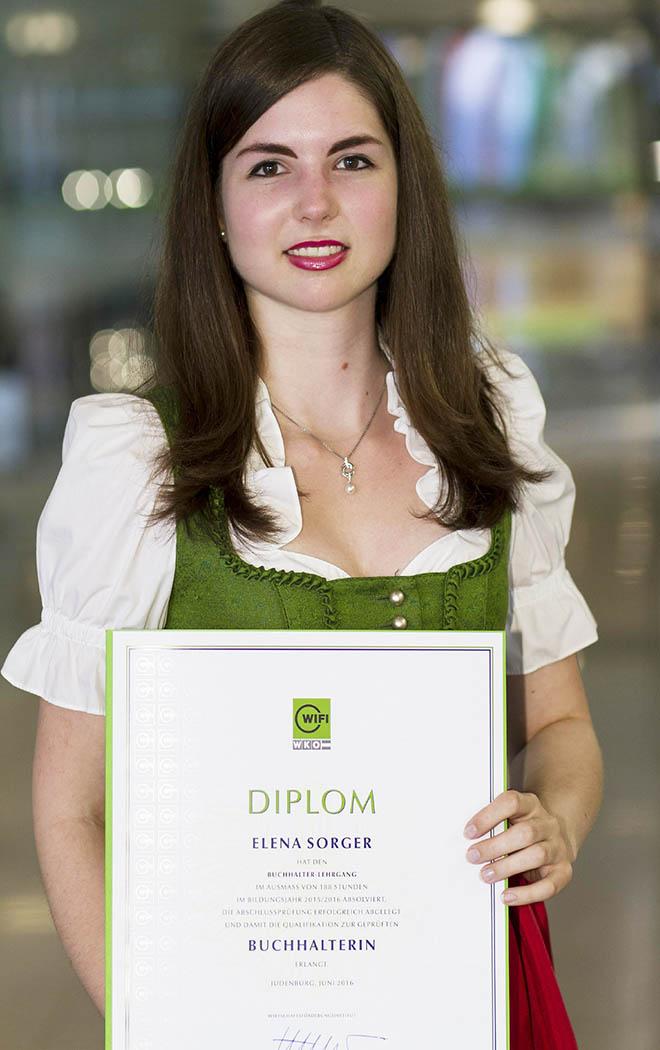 Elena Sorger