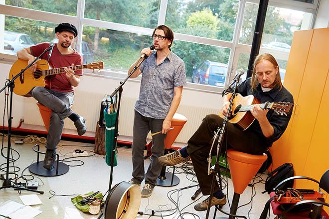 Irish Folk Band Boxty