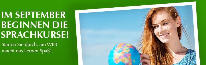 Im September beginnen die Sprachkurse!